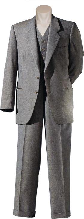 Barnett Suit by Magnoli Clothiers  #indianajones #harrisonford #indythelastcrusade #TailorMade  #Cosplay