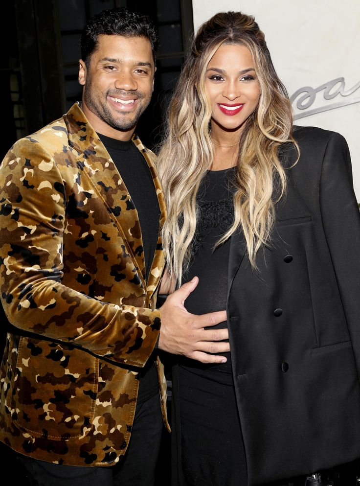 Soon-to-Be New Dad Russell Wilson Shares Excitement Over Baby's Upcoming Arrival: 'It's Going to Be a Blessing'