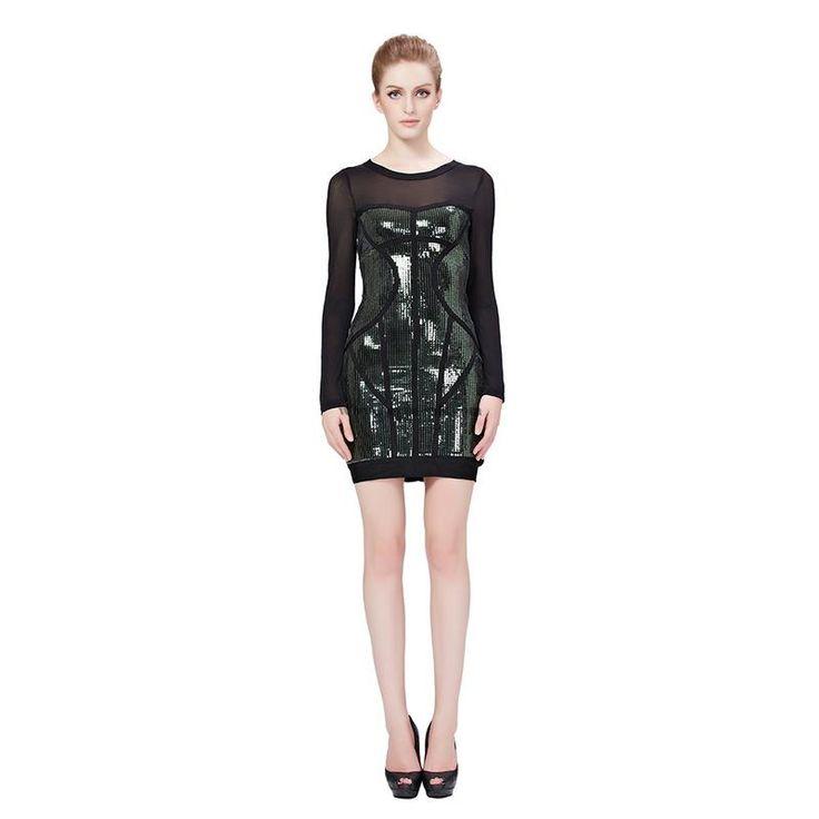 1085 best Herve Leger Kleid images on Pinterest   Bandage dresses ...