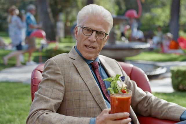 Ted Danson goes for six and 15-second laughs in new Smirnoff