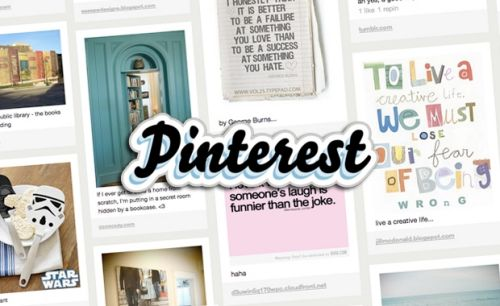 Here, is the latest report that Pinterest a social networking site that is became much popular among many web publishers because It helps many blog publishers to grow their site with pinterest