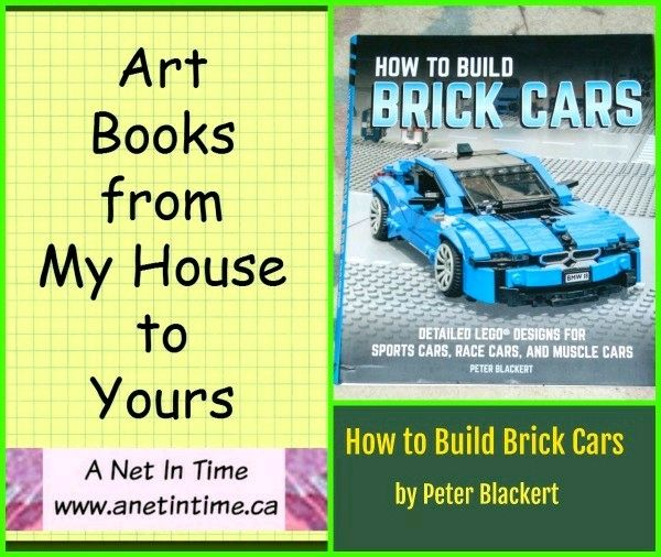 How To Build Brick Cars Build Intricate Brick Cars Using The Designs In This Book Good Instructions Intriguing Car Desi Book Art Lego Design Wellness Design