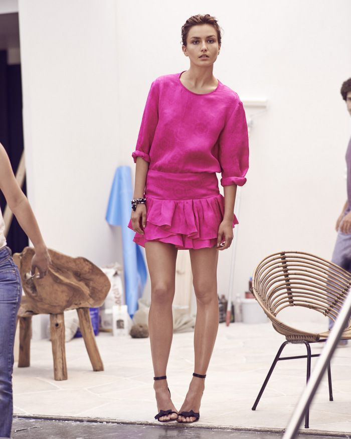 Get Inspired / Isabel Marant Resort 2014