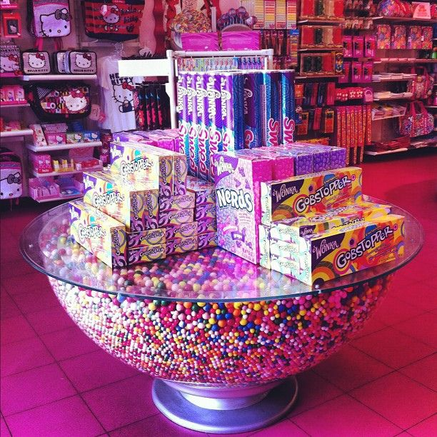 All sizes | Best #candy display #sweet, via Flickr.