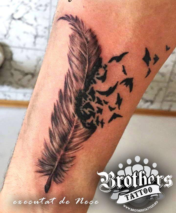 Tattoo Studio Brothers Tattoo Bucuresti Contact: 0725190640