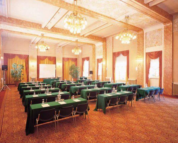 Sala Congressi del Palace Grand Hotel #Varese #Nettopartners