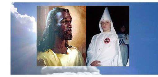 """KKK-tiener na bijna dood ervaring: """"Jezus is zwart"""""""