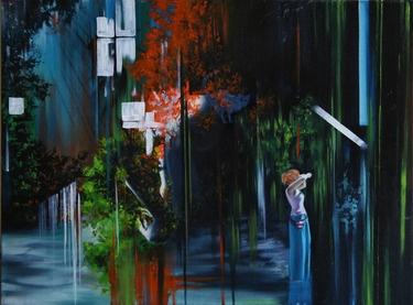 Saatchi Online Artist Lorella Paleni; Painting, Drop off #art
