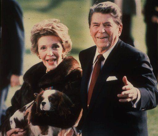 Reacciones al deceso de la ex primera dama Nancy Reagan - http://a.tunx.co/Fb92T
