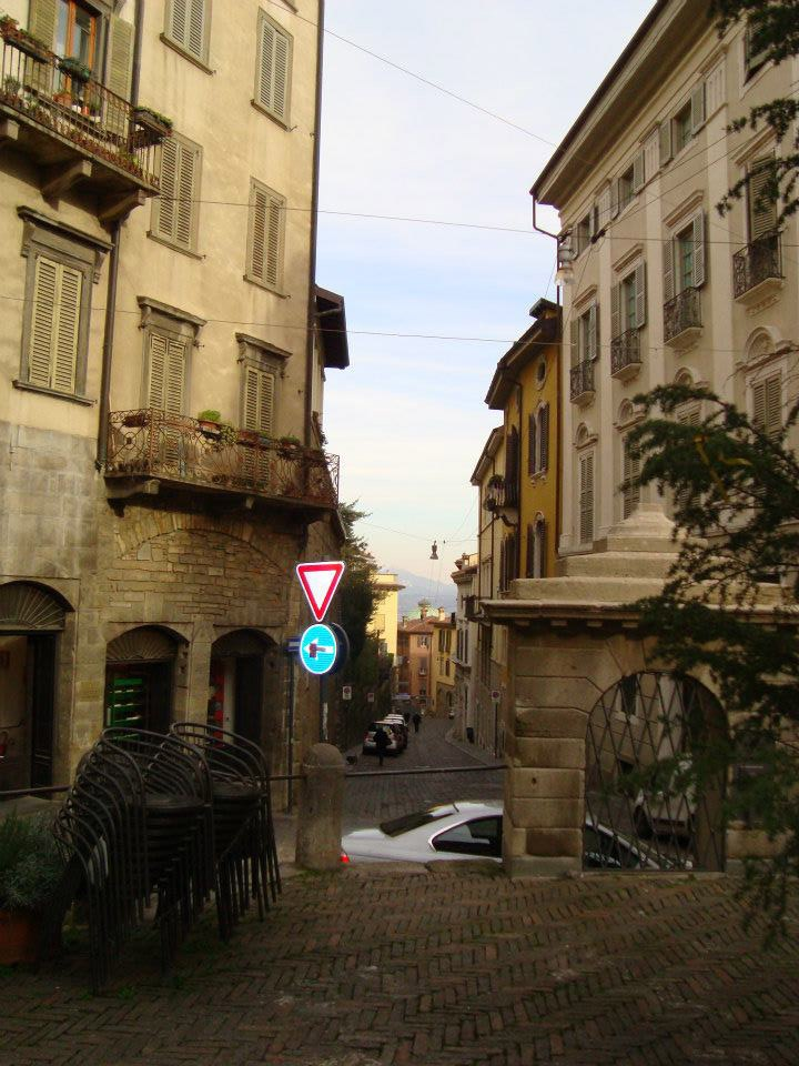 Bergamo Old Town (Milano)
