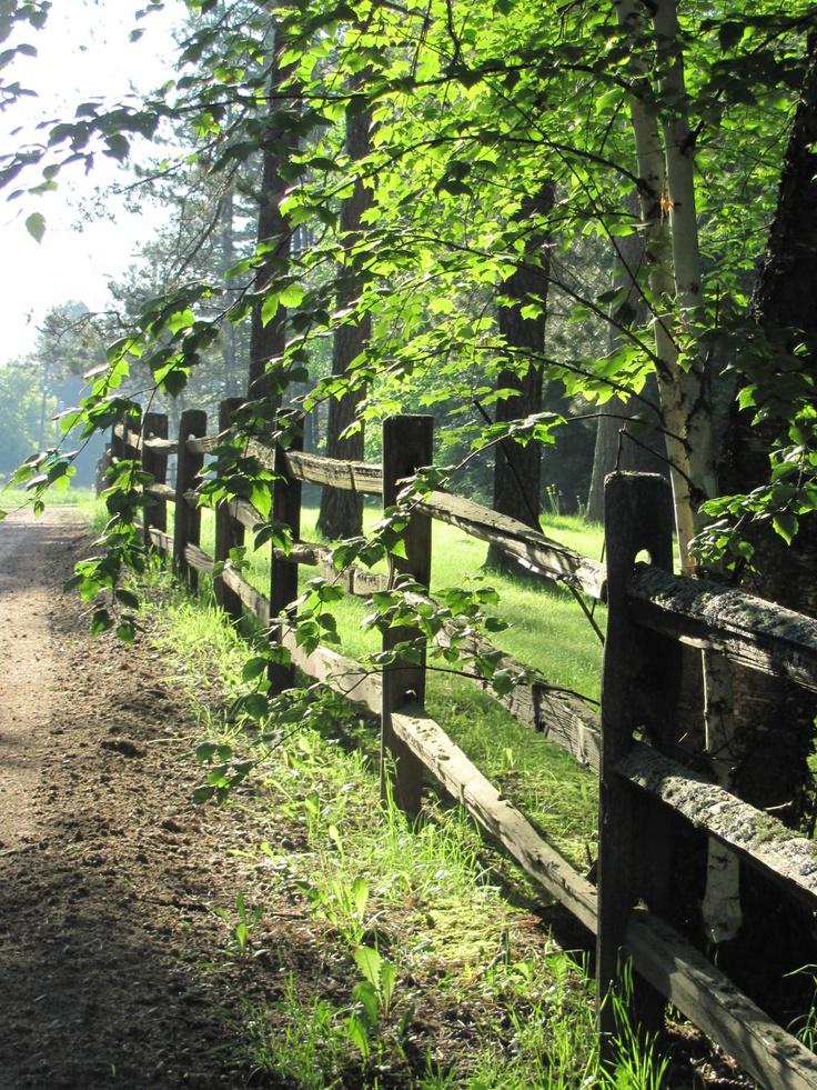 86 Best Split Rail Fences Images On Pinterest Split Rail