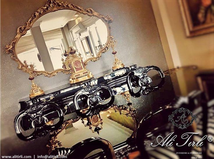 We bring elegance to your home with deliberately creative touches. #alitirli #luxuryhome #fabric #design #yemekmasasi #klasikmobilya #konsol #oyma #masa #masko #icmimar #modoko #rize #bursa #sandalye #perde #bahcesehir #antika #mutfak #chairs #istanbul #luxury #tasarim #designer #etiler #bebek #dekorasyon #mobilya #artdeco #mimar #azerbaijan