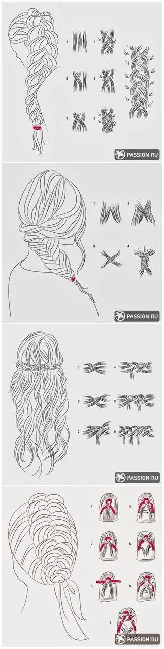 Pin de Kathryn Davis en Hair designs | Pinterest