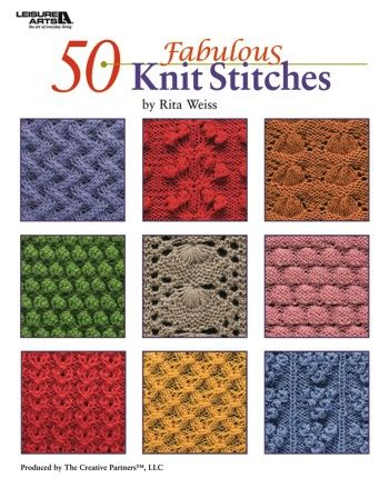 Types Of Knitting Stitches Pictures : 1000+ images about Knit Stitches and Knit Stitches that Dont Curl on Pin...