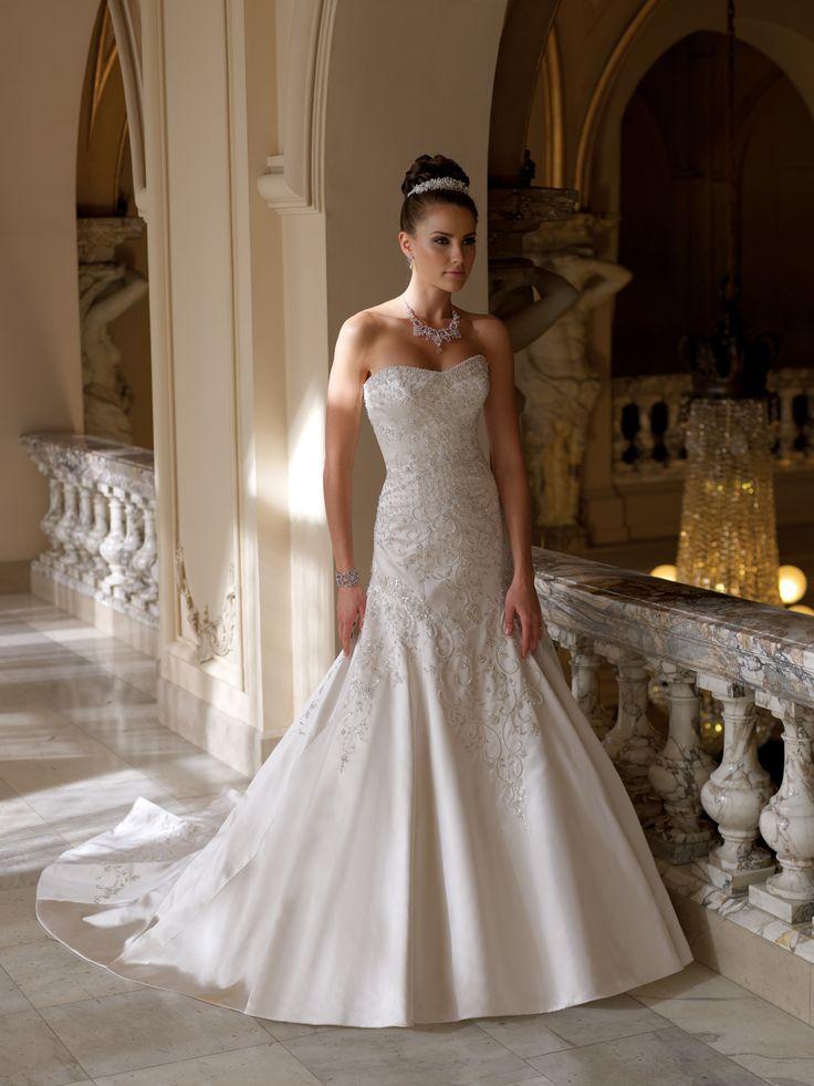 Polly, David Tutera for Mon Cheri, Wedding Dress