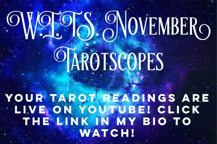 Have you checked out your free monthly Tarot reading yet?  Watch your sign's video on YouTube by clicking the link in my bio!  I hope you enjoy and I'd love to know what you think!   #tarotreading #writteninthestars #wits #tarotscopes #tarotreader #horoscopes #horoscope #aries #taurus #gemini #cancer #leo #virgo #libra #scorpio #sagittarius #capricorn #aquarius #pisces #tarotcards #tarot #witchy #divination #astrology #witch #divination #youtuber #youtube #november #freetarotreading