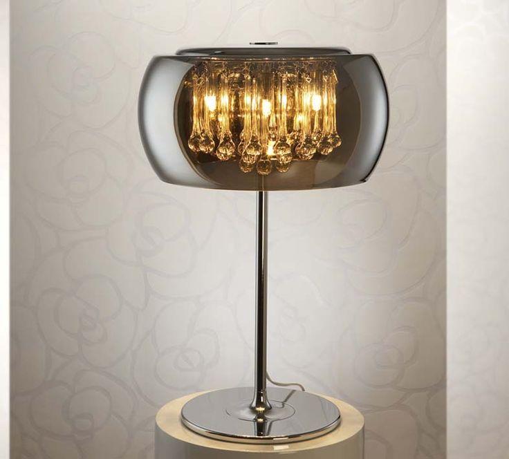 Bordlampe modell STAVANGER. Kolleksjon STAVANGER. Din komplette nettbutkk innen belysning og lamper. (bilde 1)