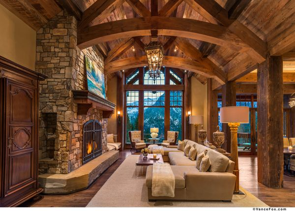 17 best images about squaw mountain residence on pinterest for Tahoe architects