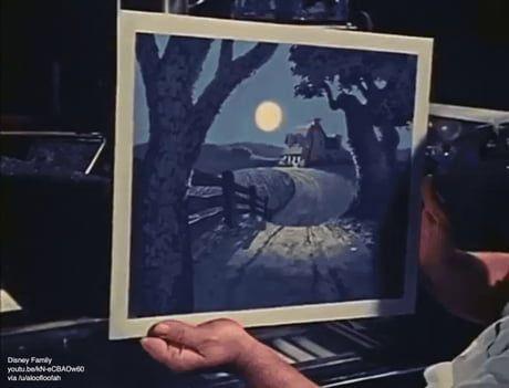 How Disney's multiplane camera worked
