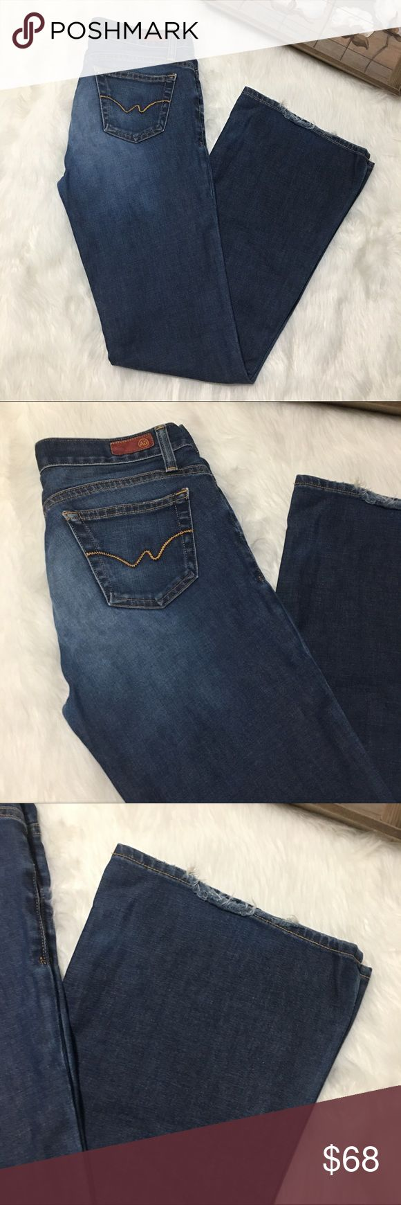 AG Adriano Goldschmied The Legend Denim Jeans 27 AG Adriano Goldschmied Denim Blue Jeans. Flare size 27 in excellent gently worn condition. Ag Adriano Goldschmied Jeans Flare & Wide Leg