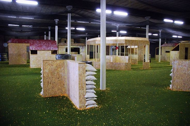 58 Best Images About Indoor Paintball On Pinterest