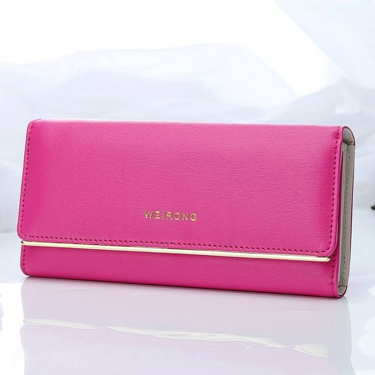 2016 new hand bag female long wallet ladies leather wallets purses luxury