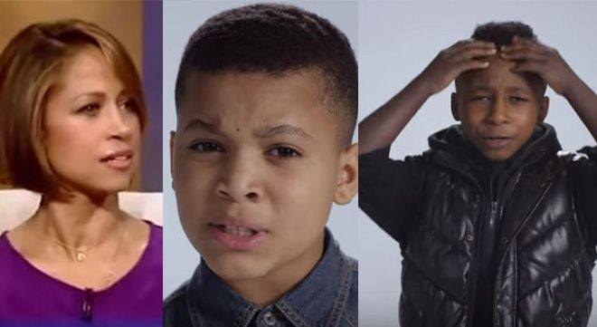 Kids Respond To Stacey Dash's Black History Month Comments   Black America Web - What happens when you tell kids that Stacey Dash wants to cancel Black History Month? Their reaction is priceless. Watch below:  Thanks to the people at Because Of Them We Can for this! Like ...