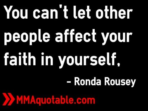 Ronda Rousey quote Want more jiu jitsu training info to up your fight game? Check out http://thefightmechanic.com