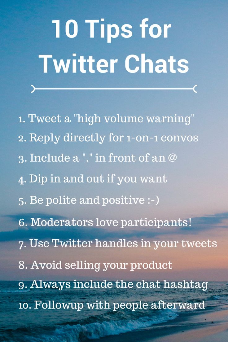 Twitter Chats 101: A Step by Step Guide to Hosting or Joining a Twitter Chat  >> Also helpful if you want to join InboundHour! http://bit.ly/InboundHour