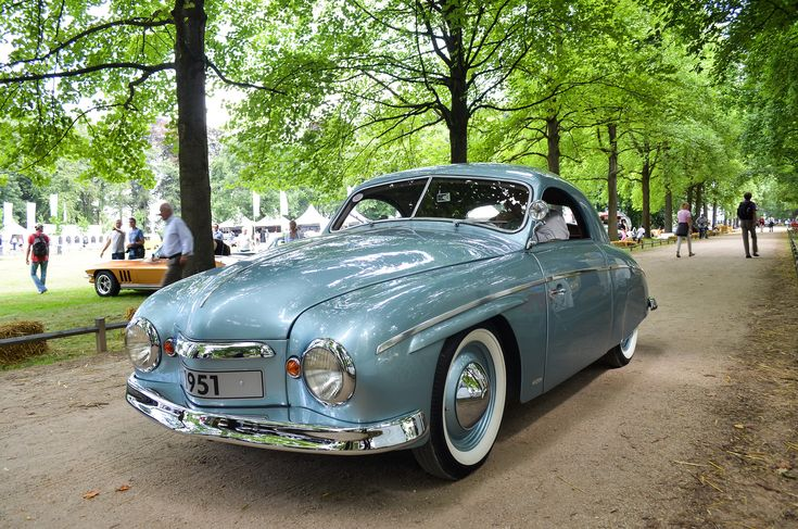 Volkswagen Rometsch Beeskow Sport Coupe 1951 | by Pics-from-Amsterdam