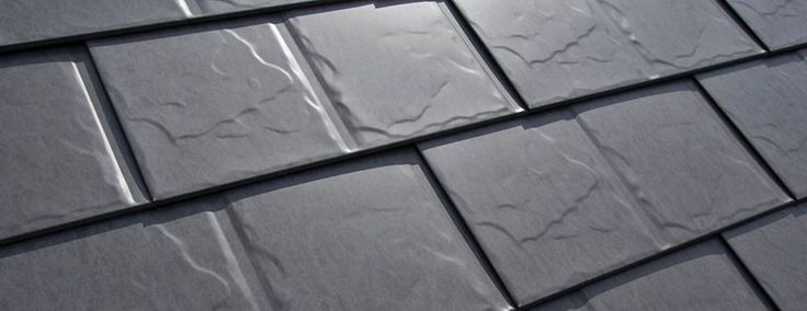 Slate roof shingles that has the look of traditional roof tiles. Traditional slate roofs are very expensive and is also very heavy; in fact some rafters may need to be reinforced. With an Interlock® Slate roof you'll get the longevity and look of natural slate roofing without the weight; greatly reduces weight strain on your …