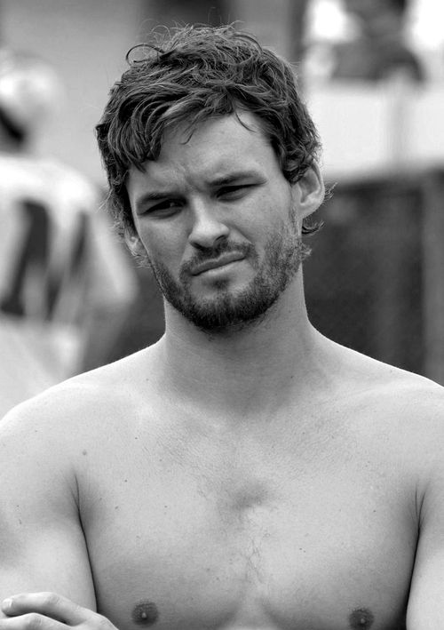 This man here fights for human rights and some other very causes! Austin Nichols has it all
