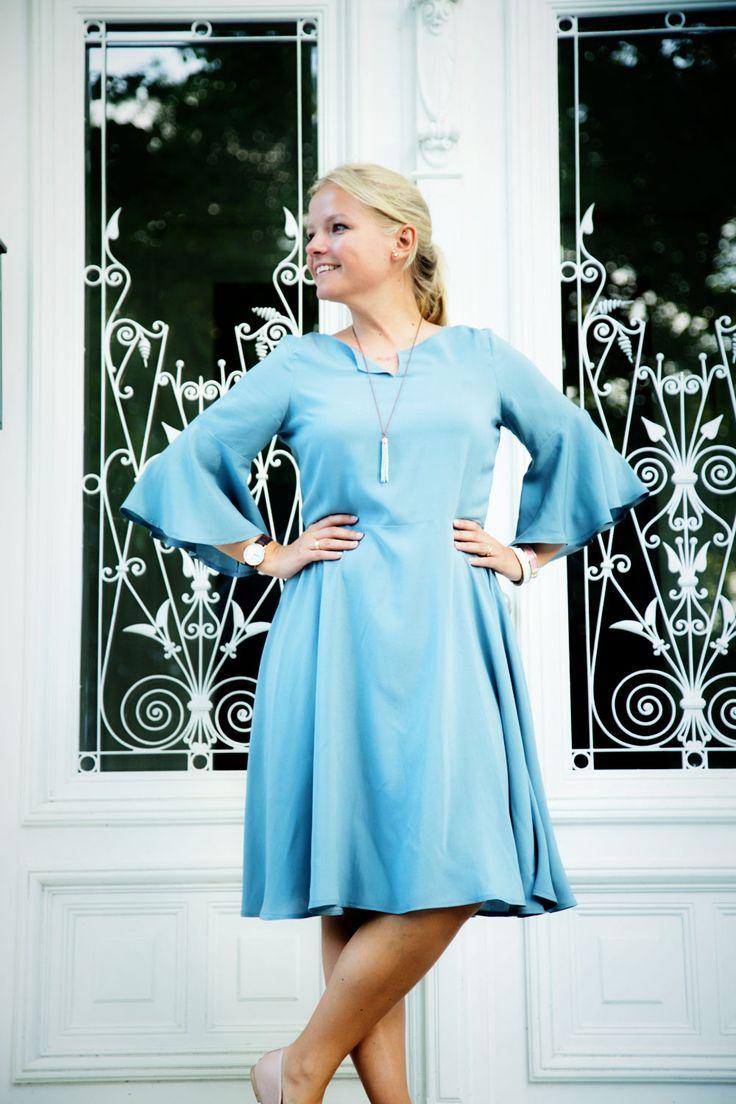 138 besten Nähen Kleider Bilder auf Pinterest | Schnittmuster ...