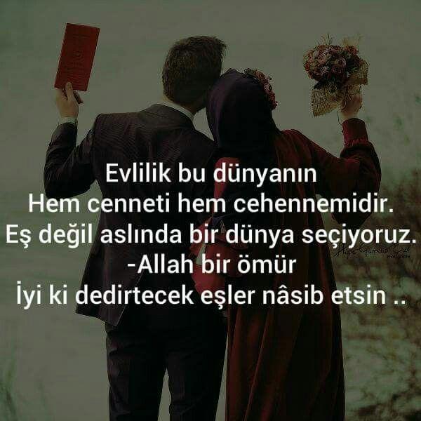 Amiiin #inşaallah #dua #eş #hayırlısı #nasip #kısmet #vesselam :))