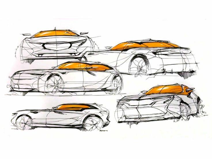 Car-quick-design-sketches-by-Sangwon-Seok