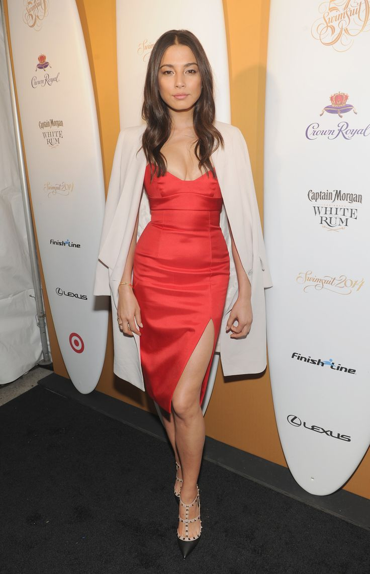Jessica Gomes at the SI Swimsuit Celebrates 50 Yrs of Swim, New York City (18 February, 2014)