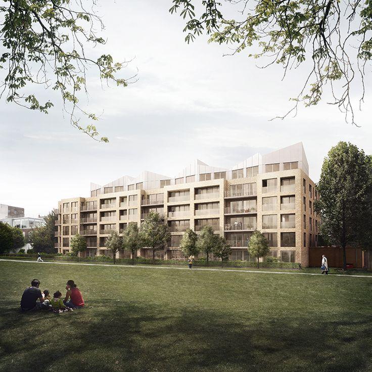 Forbes Massie / 3D Visualisation Studio / London - Work - Claridge Architects / Kilburn High Road