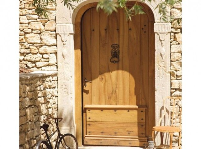 15 best Porte dentree images on Pinterest Entrance doors, Front - renover une porte d entree en bois