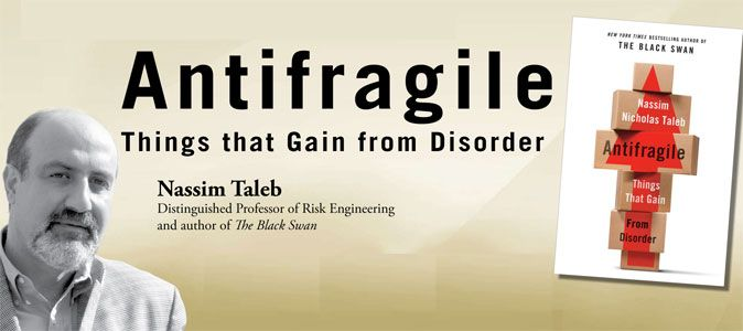 nicholas nassim taleb anti-fragile - Google Search