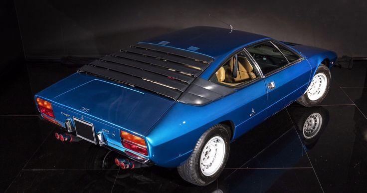 1973 Lamborghini Urraco P 250 S