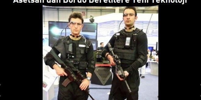 (VİDEO) Aselsan'dan Bordo Berelilere Özel Teknolojik Silahlar | Haberegider Blog