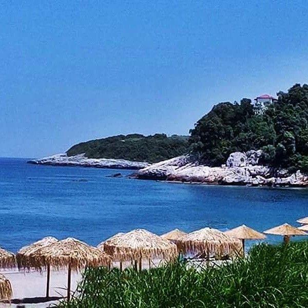 Papa Nero beach East Pelion!