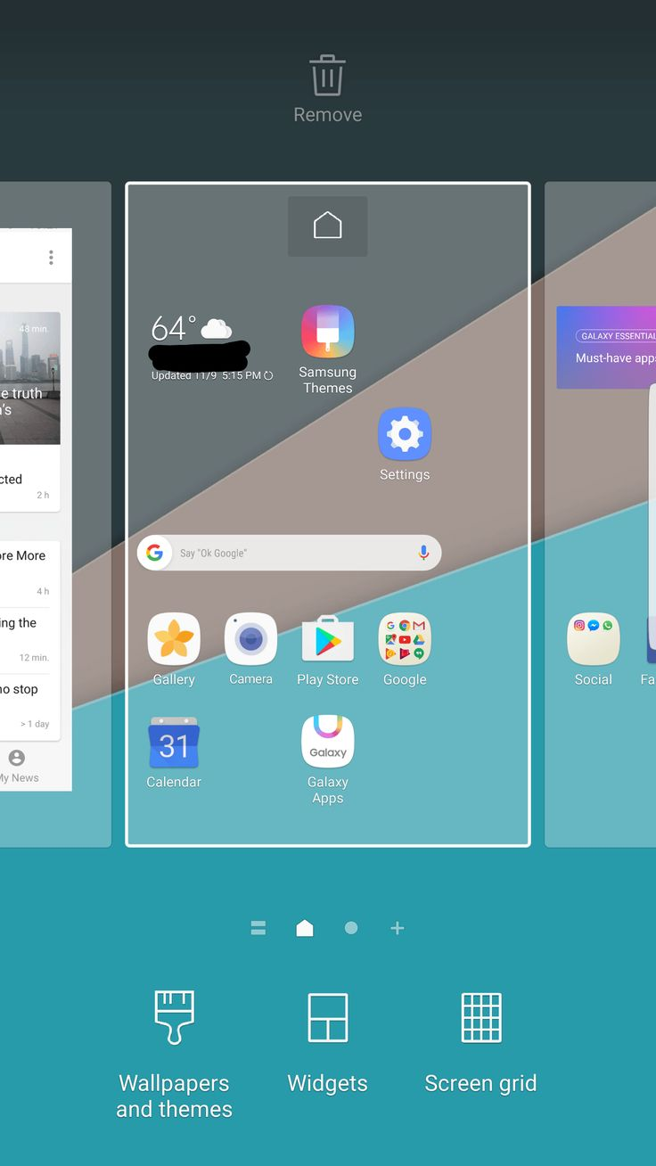Samsung Galaxy S7 Nougat Grace UX Theme: How can you get it – The Android Soul