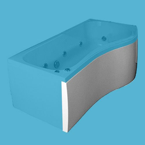 liberty bath 1700 side panel