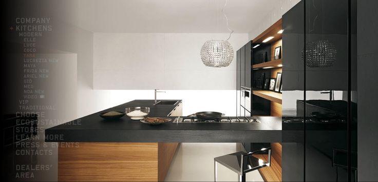 beige-black-kitchen.jpg (946×457)