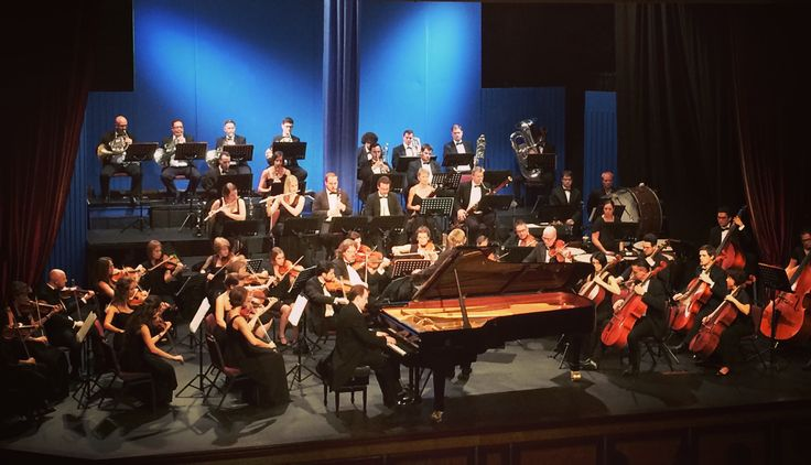 """""""Music is enough for a lifetime, but a lifetime is not enough for music."""" ― Sergei Rachmaninoff. #GautengPhilharmonic Feb 2017"""