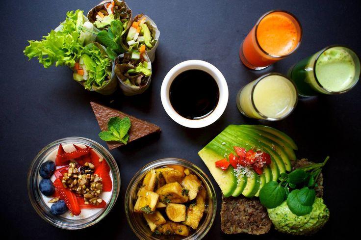 6 healthy hotspots, Copenhagen