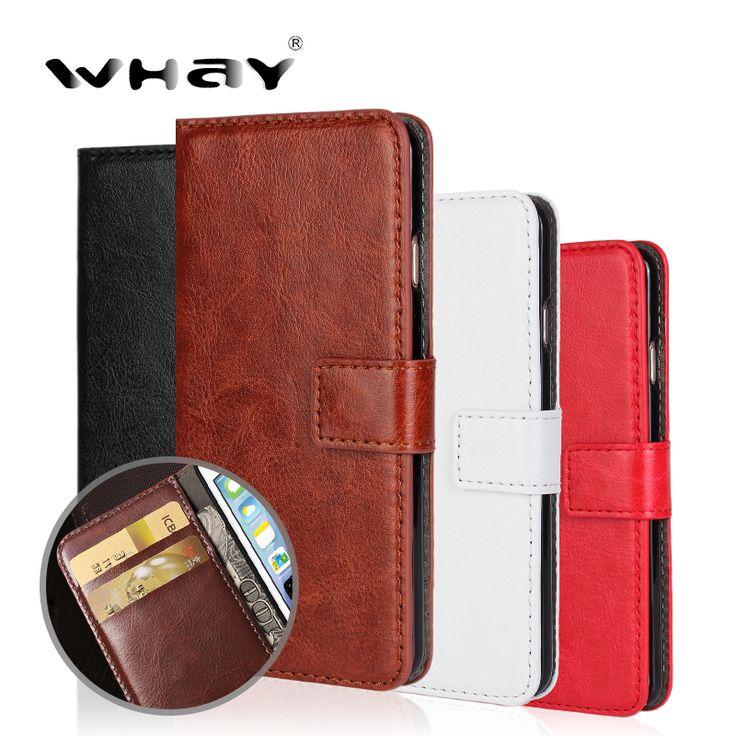 WHAY For Samsung Galaxy J3 2016 Case Cover Samsung J3 PU Leather Wallet Case for Coque Capas Samsung Galaxy J3 2016 Fundas