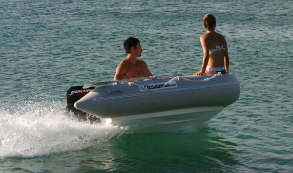 New 3.0m Rigid Inflatable Boat (rib) Dhuwest Inflatables: Skiffs - Dinghies - Tinnies - Inflatables | Boats Online for Sale | Fibreglass Wit...