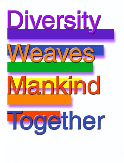 celebrating diversity but working for unity Celebrating diversity it becomes clear that getting diverse races in the same building is only a first step toward unity and working to understand.